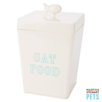 martha stewart pets cat food container from pet smart