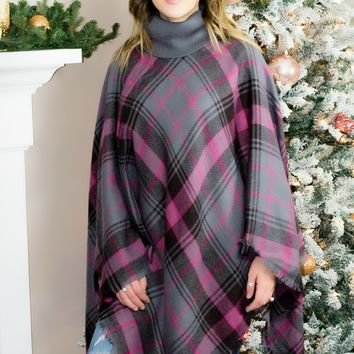 Winter Wonder Poncho