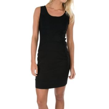Crystal Doll Juniors Tank Body-Con Dress at Von Maur