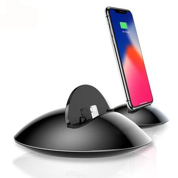 Tabletop Lightning Charging Station For iPhone™