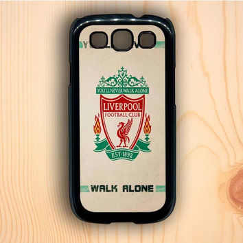 Dream colorful Liverpool FC Youll Never Walk Alone Samsung Galaxy S3 Case