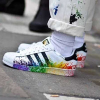 Adidas Superstar ''Pride Pack Shoes''