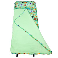Olive Kids Wild Animals Easy Clean Nap Mat - 61080