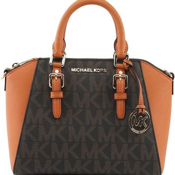 MICHAEL Michael Kors Women's Ciara Medium Messenger Bag,