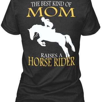 Limited - Horse Rider's Mom Shirt
