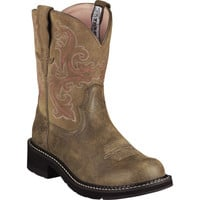 10004730 Women's Fatbaby II Cowboy Ariat Boots from Bootbay, Internet's Best Selection of Work, Outdoor, Western Boots and Shoes.