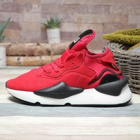 adidas Y-3 KAIWA Red Black White - Best Deal Online