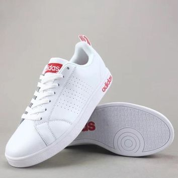 Adidas Neo Adya Ntage Clean Vs Women Men Fashion Casual Sneakers Sport Shoes-3