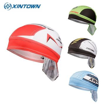 Outdoor Quick Dry Cycling Cap Head Scarf Headscarf Headband Summer Men Women Running Riding Bandana Pirate Hat Hood Ciclismo