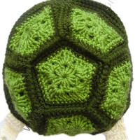 Turtle Backpack for Kids - Green Turtle Backpack for Toddler Girls - Photo Prop Turtle Shell