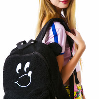 Lazy Oaf Bear Necessities Backpack Black One