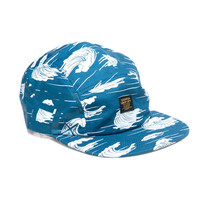 10 Deep: Ironsides 5 Panel Hat - Blue