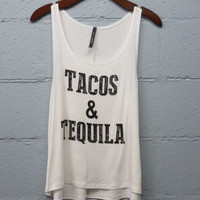 ***NEW*** Tacos and Tequila