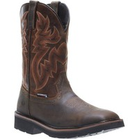 New Wolverine W10767 Rancher Wp Rust / Brown Men's Work Boots 9 US