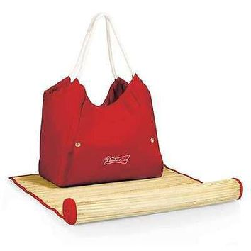 Budweiser Cabo Beach Tote and Mat