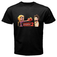 Cloudy with a Chance of Meatballs 2 Tshirt size S, M, L, XL, 2XL, 3XL, 4XL, 5XL