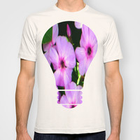 Gorgeous Pinkish Flowers T-shirt by Deluxephotos