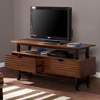 Southern Enterprises Marco TV Stand (Brown)