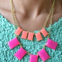 Piace Boutique - Heather Necklace (2 colors) in Jewelry