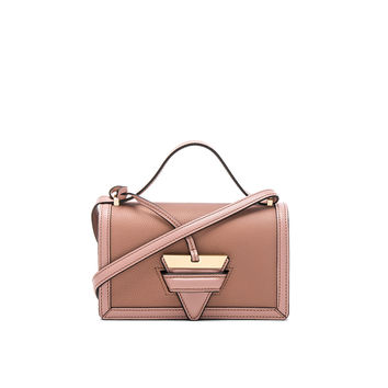 Loewe Small Barcelona Bag in Blush | FWRD