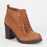Circus By Sam Edelman Denver Womens Boots Rust  In Sizes