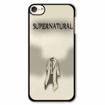 Supernatural - Castiel iPod Touch 6 Case