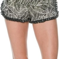 RVCA JADELYN LOUNGE SHORT