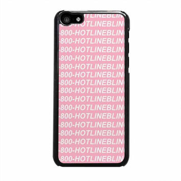 hotline bling iphone 5c 5 5s 4 4s 5c 6 6s plus cases
