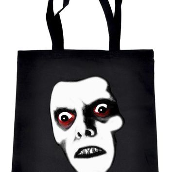 Captain Howdy Pazuzu Demon Tote Bag Book Handbag The Exorcist
