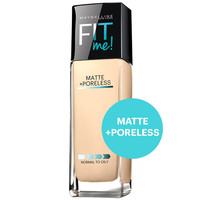 Base líquida Fit Me!® Matte +Poreless