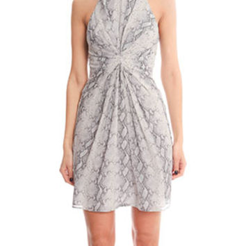 Zimmermann Seer Snake Ray Dress