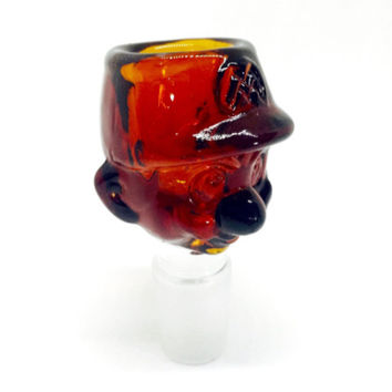 Mario Glass Bowl