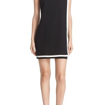 Ted Baker London Bow Detail Sleeveless Double Layer Dress | Nordstrom