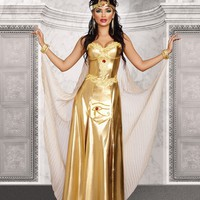 """Goddess Of Egypt"" Costume"