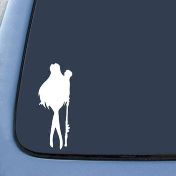 Sailor Pluto Logo Vinyl Sticker Decal Car Truck Windon Wall Laptop notebook