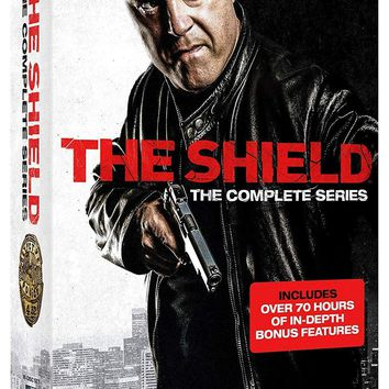 The Shield Complete Series on DVD
