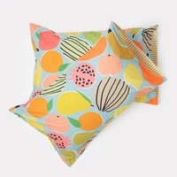 Fruity Pillowcase Pair