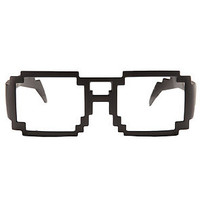 The Accessories Boutique Sunglasses 8Bit Killer in Black