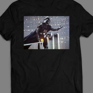 "STAR WARS DARTH VADER ""JOIN ME"" T-SHIRT"