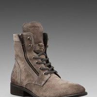Diesel Miliboot Treated Suede Boot in Bungee Cord from REVOLVEclothing.com