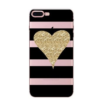 Big love iPhone 7 7Plus & iPhone 6s 6 Plus & iPhone X 8 Plus Case Cover with Gift Box