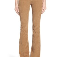 Paige Denim 'Bell Canyon' High Rise Corduroy Flare Pants | Nordstrom