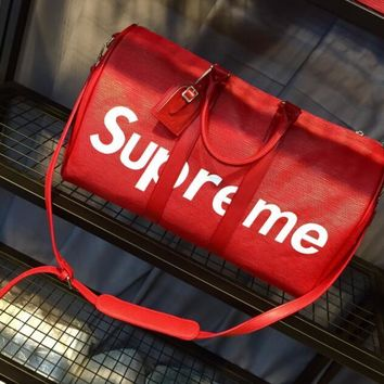 """Supreme'Handbag Travelling Shopping Camping"