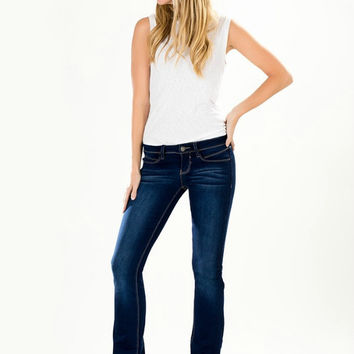 Slim Hers Bootcut Jeans