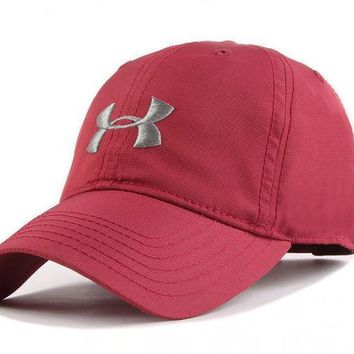 CREY9N Under Armour Women Men Sport Baseball Cap Hat Sunhat