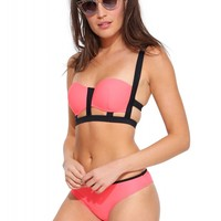 Reef Cut Out Swim Suit