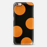 Halloween Dots iPhone 6s case by Lisa Argyropoulos | Casetify
