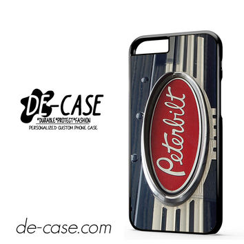 Peterbilt Truck Logo DEAL-8571 Apple Phonecase Cover For Iphone 6 / 6S