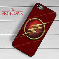 The Flash Comic Superhero -EnLs for iPhone 6S case, iPhone 5s case, iPhone 6 case, iPhone 4S, Samsung S6 Edge