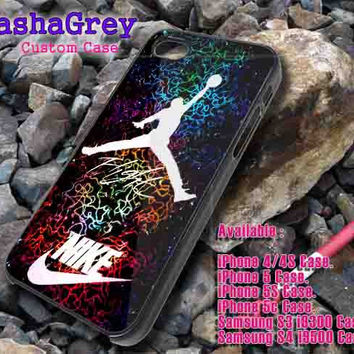 Air Jordan Logo _ iphone case iphone 4/4s,5/5s,5c, Samsung S3,S4 Case Accesories Design By : sashagreystore